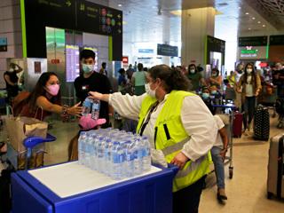 Самолет Аэрофлота вернулся в Москву из-за забастовки в аэропорту Лиссабона