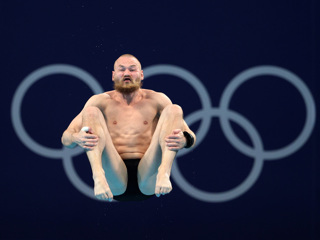Евгений Кузнецов занял пятое место в прыжках с трамплина