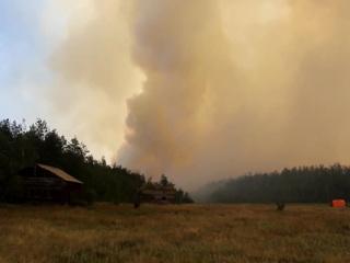 Вести в 20:00. Пожары лишают Якутию защиты от таяния вечной мерзлоты