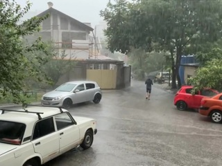 Погода 24. Южная Россия готовится к большому потопу