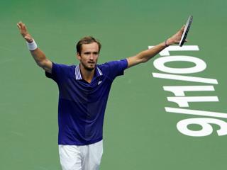 Даниил Медведев выиграл Открытый чемпионат США
