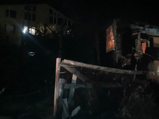 На Камчатке пять человек погибли в горящем доме