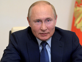 Владимир Путин поздравил сотрудников аграрного сектора с праздником