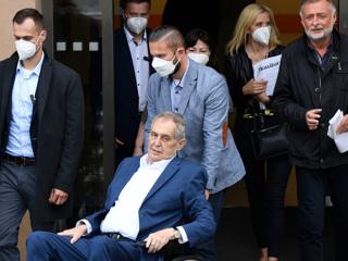 Журналисты узнали диагноз чешского президента Милоша Земана