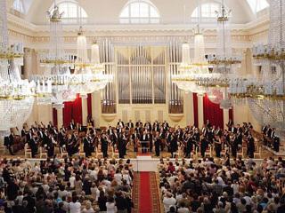 В Санкт-Петербургской филармонии открывается фестиваль Музыкальная коллекция