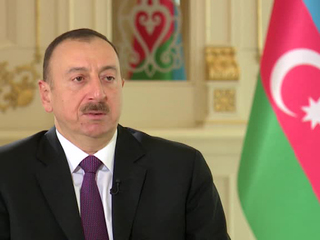 Президент Азербайджана пообещал армянам достойную жизнь