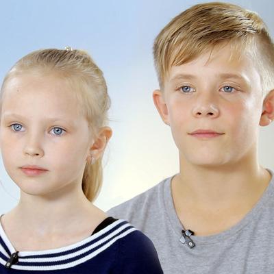 Екатерина Федорова и Даниил Казарин