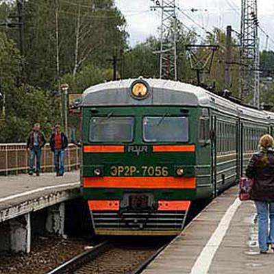 Центральная пассажирская пригородная компания предупредила о возможных задержках поездов Белорусского направления Московской железной дороги из-за дождя