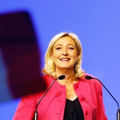 Марин Ле Пен начала новый этап выборной кампании