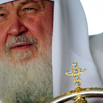 Патриарх всея Руси совершил великое освящение воды в праздник Крещения Господня