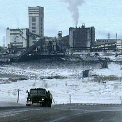 На Украине 44 горняка отказались выходить из шахты и требуют погасить долги по зарплате