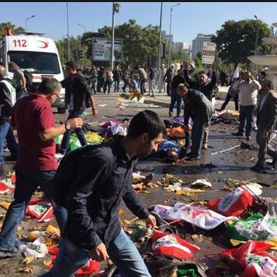 Крушение поезда в Анкаре: 4 человека погибли, более 40 ранены
