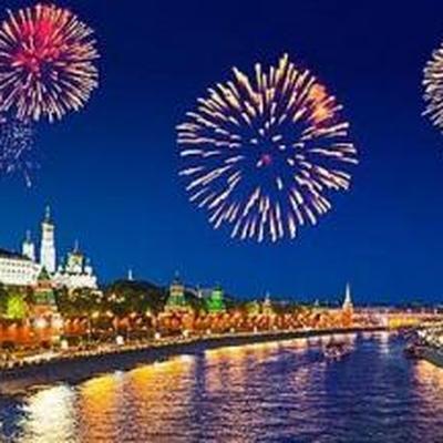 Составлен рейтинг городов России с лучшими салютами на День Победы