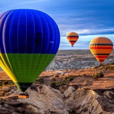 При крушении воздушных шаров в США пострадали до 20 человек