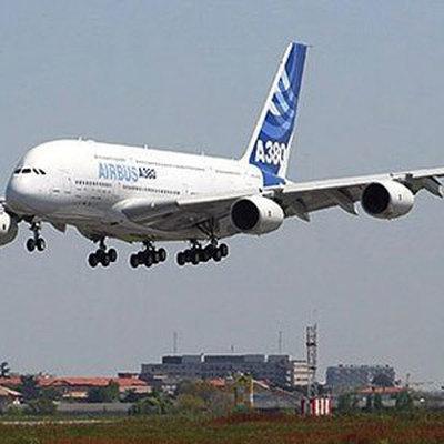Экстренно сел самолет Airbus330 саудовской авиакомпании «Саудиа», есть пострадавшие