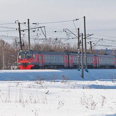 Движение пригородных поездов на Рижском направлении входит в график