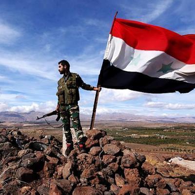 Элитные формирования сирийской армии проводят операцию по зачистке кварталов Дейр-эз-Зора