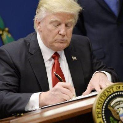 Трамп пригрозил президенту Ирана Хасану Рухани