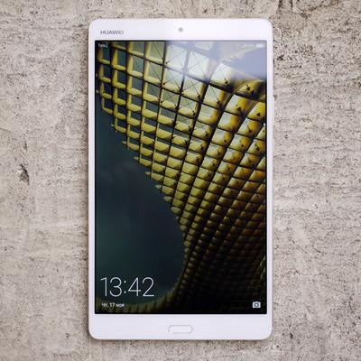 Обзор планшета Huawei MediaPad M3: флагман для меломанов