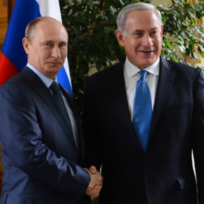 Путин провел телефонный разговор с премьером Израиля Беньямином Нетаньяху