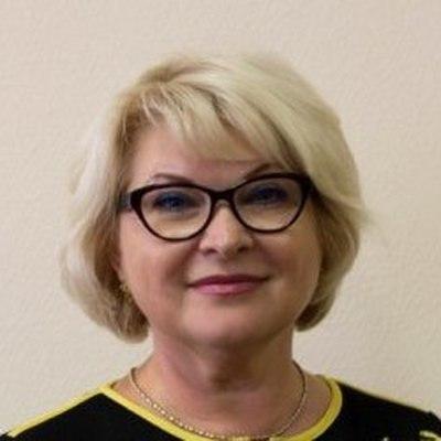 Ирина Ивановна Скоробогатых