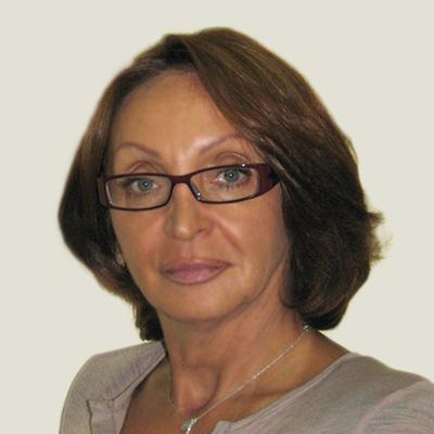 Людмила Ильинична Азарова