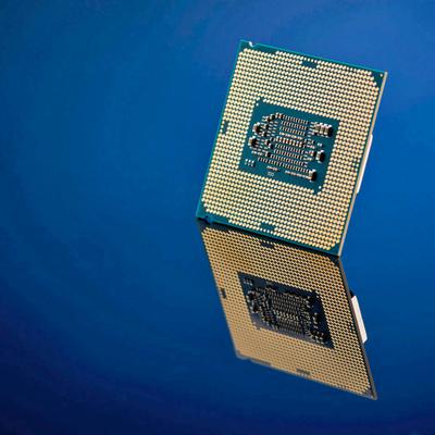 Intel анонсировала процессоры из далекого будущего