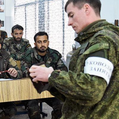 Российские специалисты подготовили 600 саперов в Хомсе
