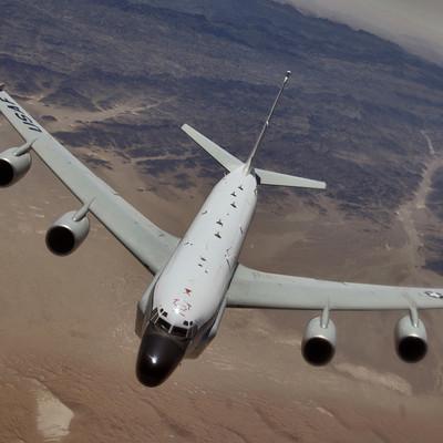 Разведывательные самолеты США и Великобритании осуществили полёты у границ Калининградской области