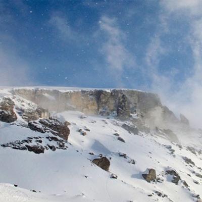 На перевале Дятлова в Свердловской области погиб турист