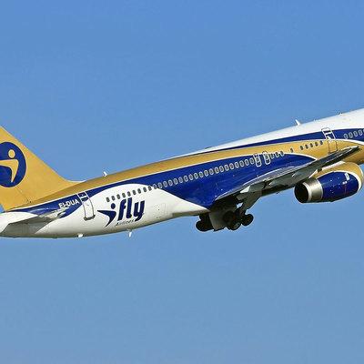 Рейс авиакомпании IFly