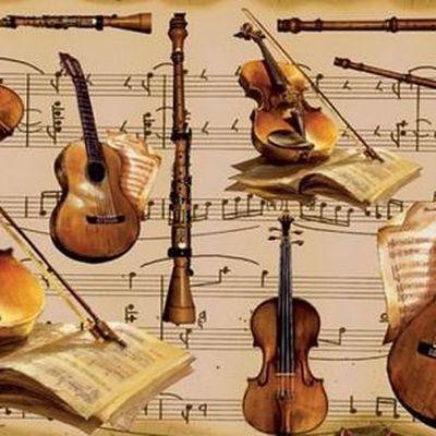 В России начинают производство детских музыкальных инструментов