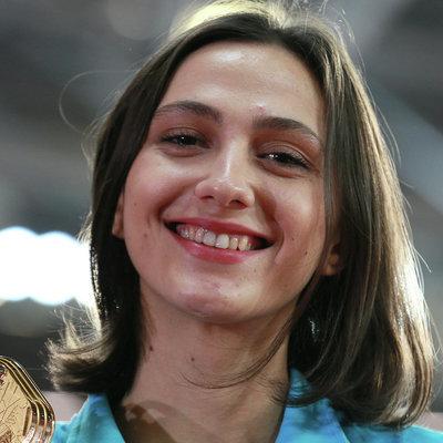 Ласицкене вошла в шорт-лист номинанток на звание лучшей легкоатлетки Европы