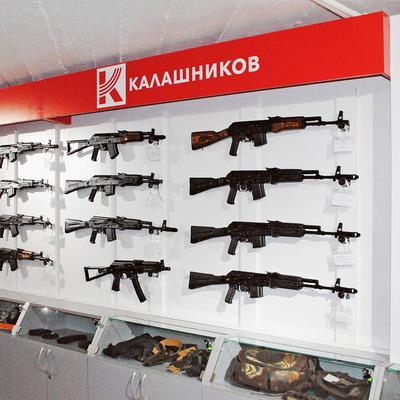Концерн «Калашников» открыл онлайн-магазин гражданского стрелкового оружия