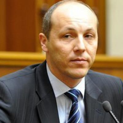 Парубий пригрозил президенту Владимиру Зеленскому
