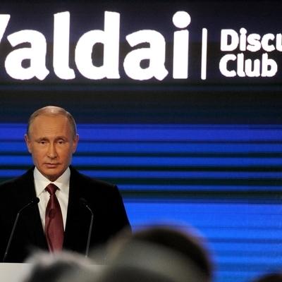 Путин: Киев не сделал ни одного шага в сторону исполнения минских соглашений
