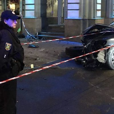 В крови у сбившей 11 пешеходов в Харькове, найдены опиаты