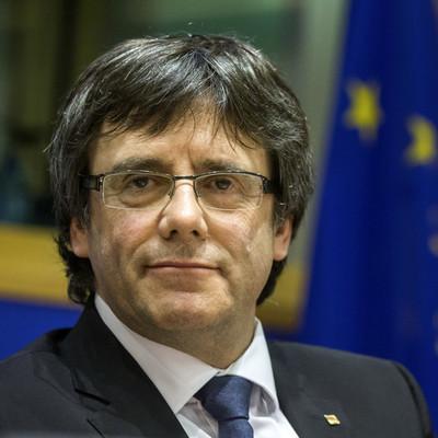 Карлес Пучдемон покинул Финляндию в пятницу и отправился в Брюссель