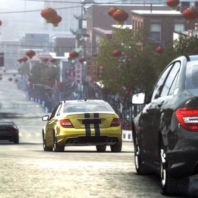 Машины grid autosport 9