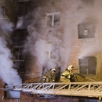 Жильцы трех подъездов дома в Омске, где взорвался газ, вернулись в свои квартиры