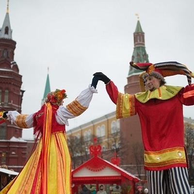 На праздновании Масленицы в Москве безопасность обеспечат 200 сотрудников МЧС
