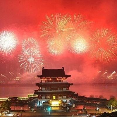 Полиция Пекина усилила меры безопасности в преддверии Нового года по лунному календарю
