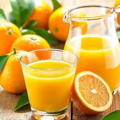 Апельсиновый сок гораздо полезнее, чем сам фрукт