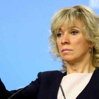 Захарова отреагировала на заявления о причастности Кремля к делу Скрипаля