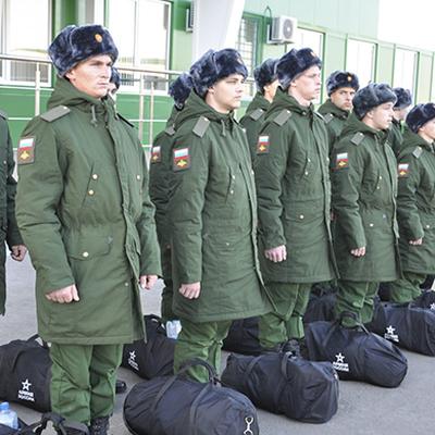 В России завершился весенний призыв