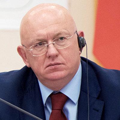 Небензя: Россия не прекратит поддержку правительства Сирии