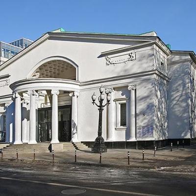 Реставрация театра