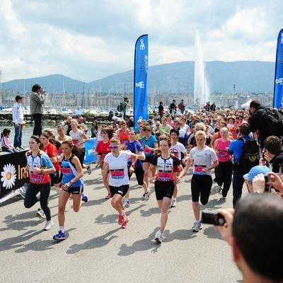 Владимир Никитин одержал победу на дистанции 10 км в Московском марафоне