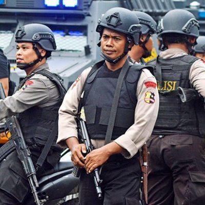 В Индонезии задержано 70 участников акций протеста