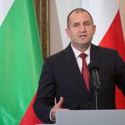 Президент Болгарии призвал к отставке правительства страны